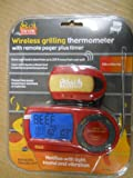 Taylor Wireless Thermometer W/remote Pager