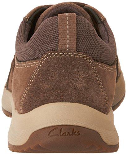 Clarks Hype Olive Wave Sporty Sneaker Men's Nubuck Scree U7UvRpq