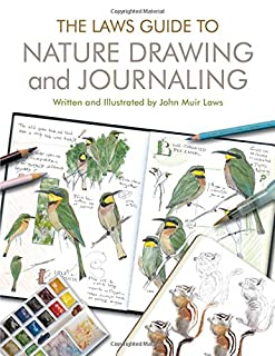 Book Cover: Laws Guide to Nature Drawing and Journaling, The