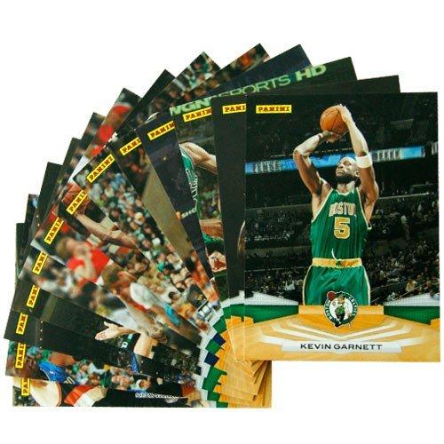 (Boston Celtics 2009 Panini Team Set Collectible Cards)
