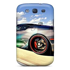 Galaxy S3 Case, Premium Protective Case With Awesome Look - Car