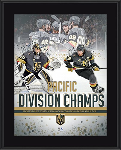 Pacific Memorabilia - Vegas Golden Knights 10.5