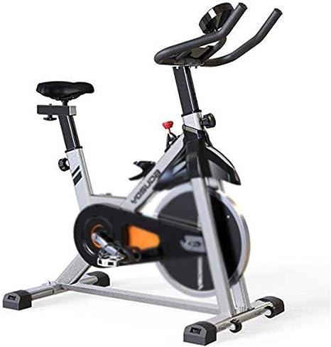 Dumbbell fitness equipment Casa de Interior para Adelgazar, Spinning, Mute, Ejercicios para Perder Peso, Ejercicios de Oficina, aparatos de Gimnasia, Ajuste de Resistencia de 8 Bandas,Black: Amazon.es: Deportes y aire libre