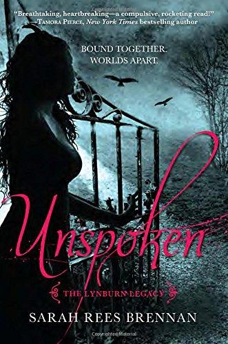 Amazon.com: Unspoken (The Lynburn Legacy Book 1) (9780375871030 ...