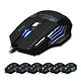 Mouse ,ZYooh LED Optical USB Wired Gaming Mouse