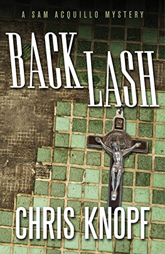 Back Lash (Sam Acquillo Hamptons Mysteries)