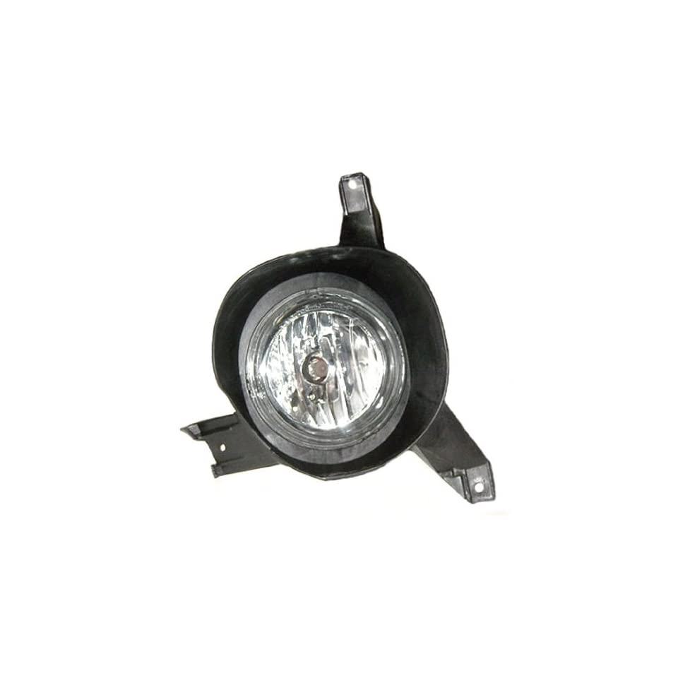 OE Replacement Ford Explorer Passenger Side Fog Light Assembly (Partslink Number FO2593201) Automotive
