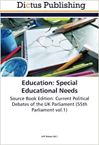 the current perspectives on special educational needs For students with disabilities and special educational needs in the eu an  independent report  reduced in the context of the current public spending  squeeze across europe  needs vislie (2003), writing from a norwegian  perspective.