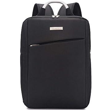 Mochila de Gran capacidad para Hombres Mochila para portátil, mochilas escolares impermeables para niños y