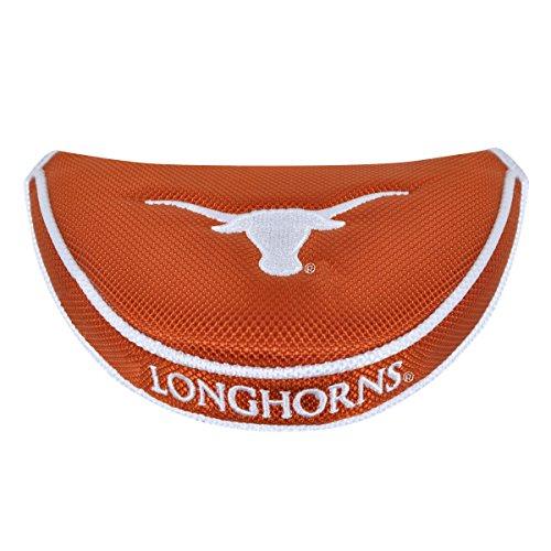 (Team Effort Texas Longhorns Mallet Putter Cover)