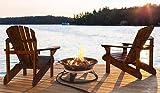 Outland Firebowl 863 Cypress Outdoor Portable