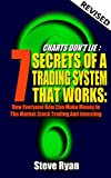 Charts Don't Lie: 7 Secrets of A Profitable Trading System: How to Make Money in Stocks, Options, Futures, or even Forex with Them (Charts Don't Lie Book 2)
