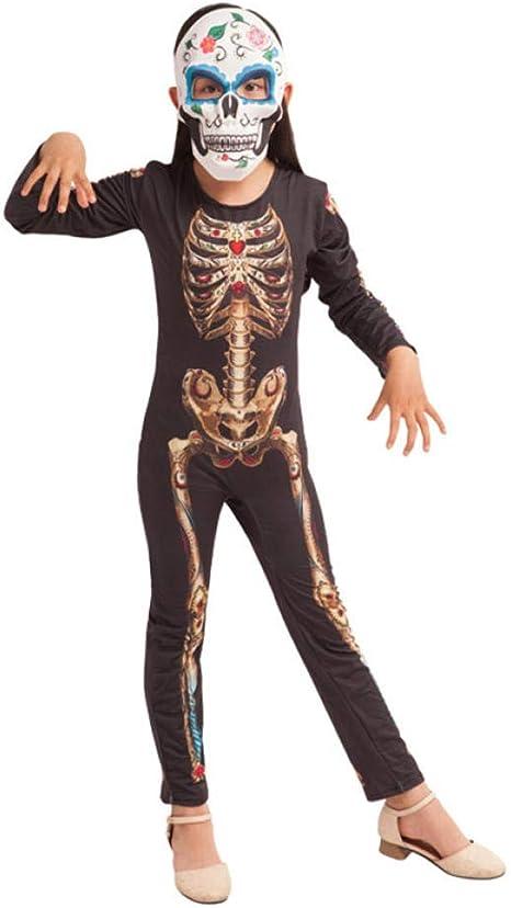 wnddm Disfraz de Halloween de Payaso de Frankenstein de Horror ...