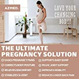 AZMED Maternity Belt - Belly Band for Pregnant