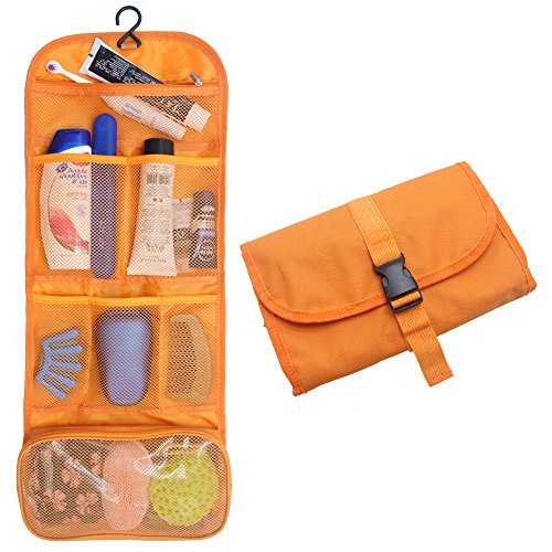 Hanging Travel Toiletry Bags Cosmetic Pouch Handbag Waterpro