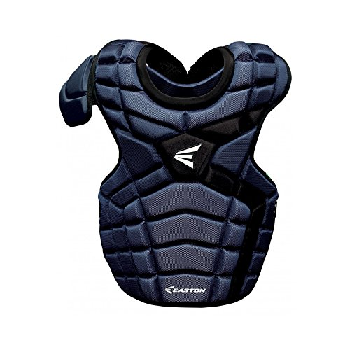 Easton Mako II Youth Catcher's Chest Protector, Navy/Black