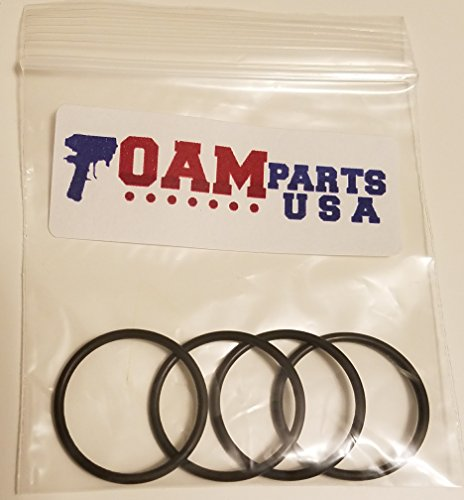 (4 Pack) Remington O-Ring Replacement Barrel Seals (Model 1100 12 GA, 11-87 12 (Remington Shotgun Parts)
