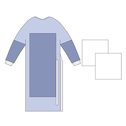 40 x Medi Drapes Op Juego de bata, bata, toalla de manos, Estándar