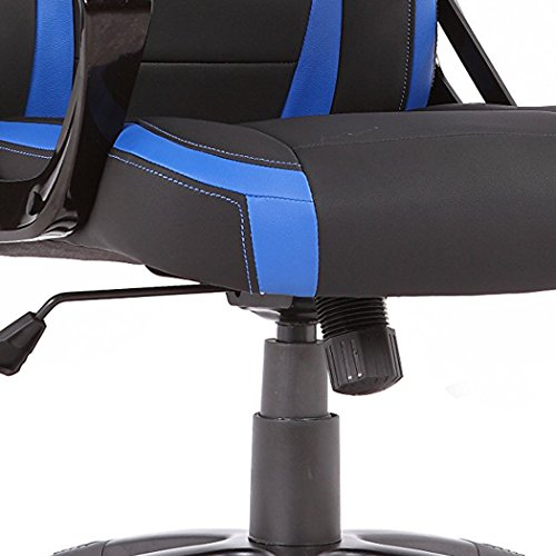 N Seat Ns Pro300 Bl Computer Chair Esports Desk Black