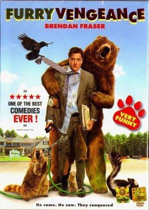 Furry Vengeance by Brendan Fraser