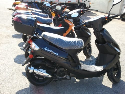 Buy electric moped scooter