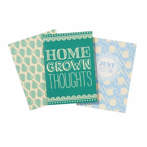 Talking Tables Cottage Garden Notebooks by Talking Tables