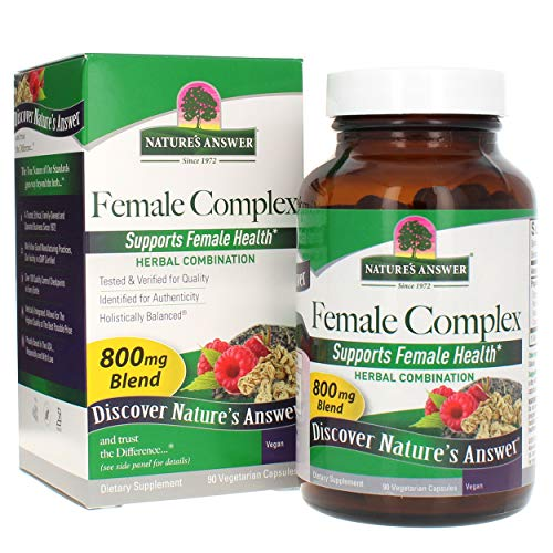 Nature's Answer Female Complex, 90-Count,800 mg (Now Female Balance)