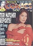 Comics Scene Magazine #54 January 1996 (Teri Hatcher on Cover)