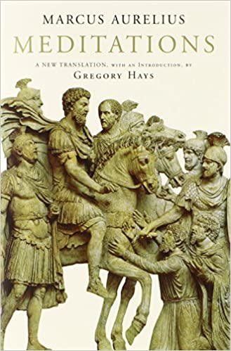 Image result for meditations aurelius gregory hays amazon