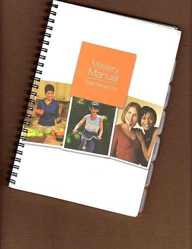 jenny-craig-mastery-manual-maintenance