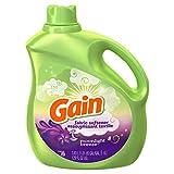 Gain Liquid Fabric Softener, Moonlight Breeze Scent, 3.83 L
