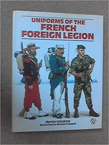 0463e32760d Uniforms of the French Foreign Legion