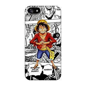 Shockproof/dirt-proof Luffy Comics Covers Cases For Iphone(5/5s)