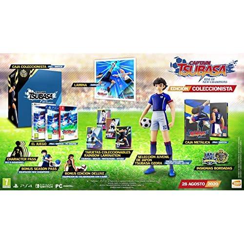 chollos oferta descuentos barato Captain Tsubasa Rise Of New Champions Collector Edition