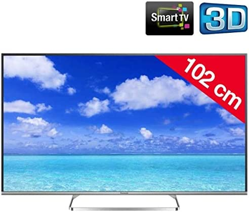 Panasonic TX 40 as640e – Televisor LED 3d Smart TV: Amazon.es: Electrónica