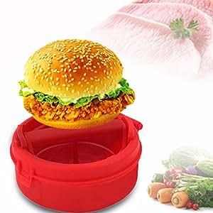 Hamburger Grill BBQ Patty Maker Juicy