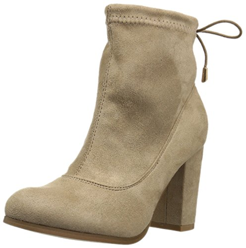 Brinley Co Ankle Helmi Boot Taupe Women's aaw0qdr