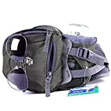 egogo Travel Sport Waist Pack Fanny Pack Bum Bag
