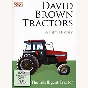 David Brown Tractors - Volume 3: the Intelligent Tractor [Alemania] [DVD]