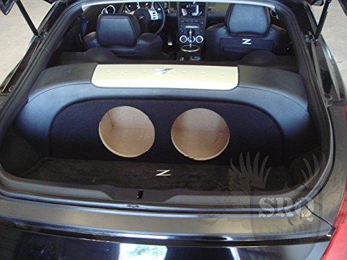 Nissan Z Subwoofer Enclosure Car Electronics - Acura tl subwoofer enclosure