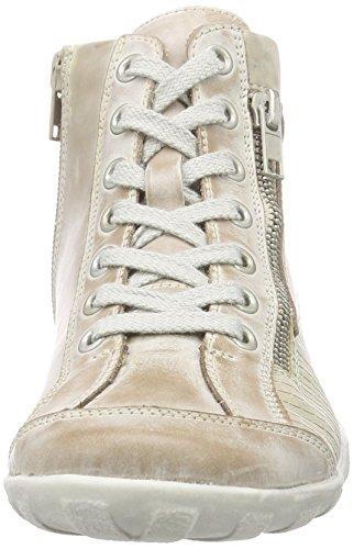 beige Alte champignon Donna 62 Remonte Dorndorf perle Beige clay R3462 Sneaker xqtnfw8TY