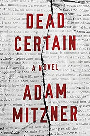 Dead certain a novel broden legal kindle edition by adam print list price 1595 fandeluxe Choice Image