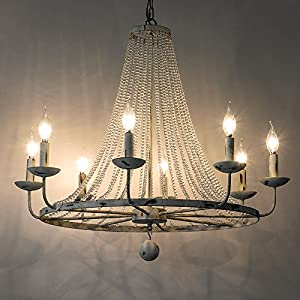 5132qgROFAL._SS300_ 100+ Beautiful Nautical Themed Chandeliers