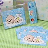 Who Smells the Stinky Doo? Baby Shower Game - Caucasian