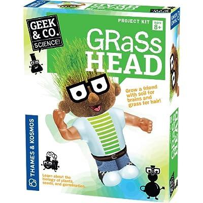 Thames & Kosmos Geek & Co. Grass Head: Toys & Games