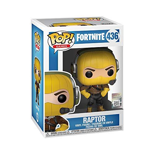 Funko Pop! Games: Fortnite - Raptor