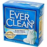 Ever Clean EverFresh Cat Litter with Activated Charcoal, My Pet Supplies