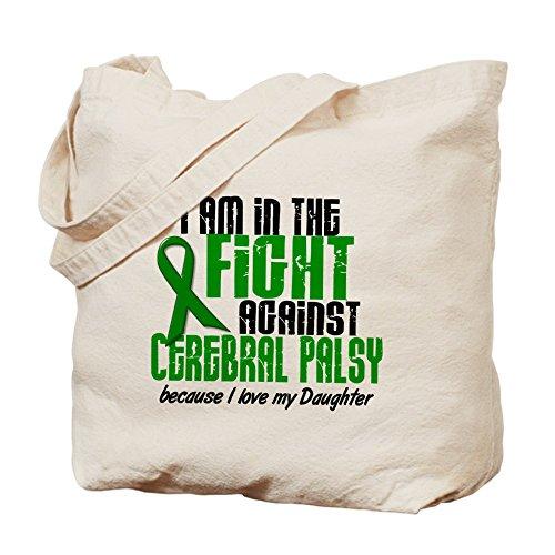 CafePress–en la lucha contra CP 1(hija)–Gamuza de bolsa de lona bolsa, bolsa de la compra