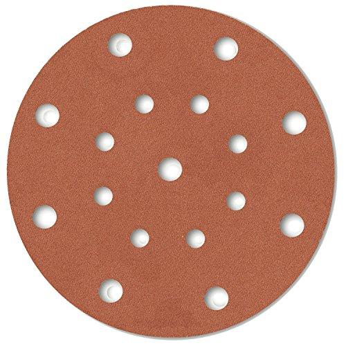 Wet Velcro Grinding Wheel 542B/C7K/F615, Diameter 150mm Grain 40Pack of 50542B/C7K