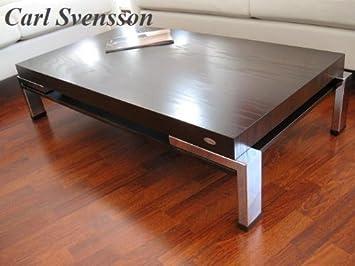 Carl Svensson Design Couchtisch Tisch Wohnzimmertisch K-111 (Walnuss ...